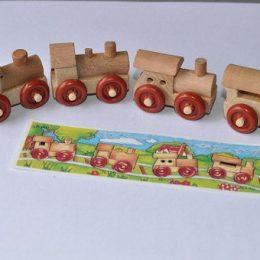 Les jouets en bois pour le respect de l'environnement