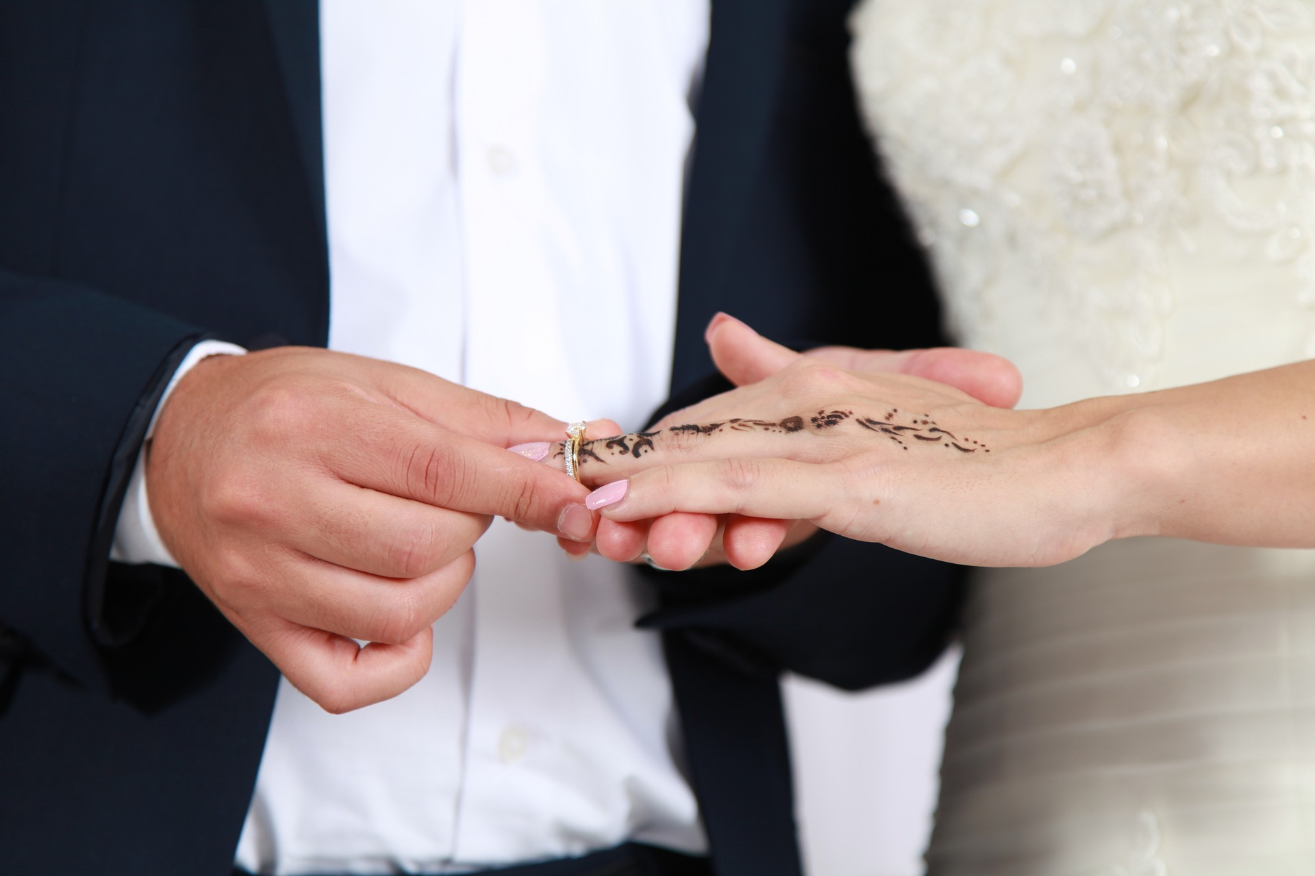 Une jolie demande en mariage